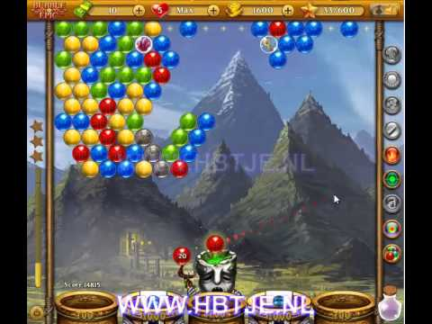 Bubble Epic level 16