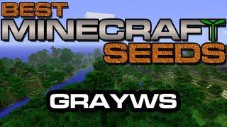 Best Minecraft Seeds : GRAYWS [Xbox 360 Edition]