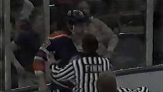 Dave Semenko Vs. Gary Howatt