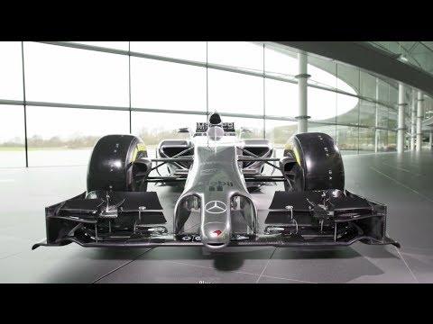 McLaren reveals its 2014 challenger - the MP4-29