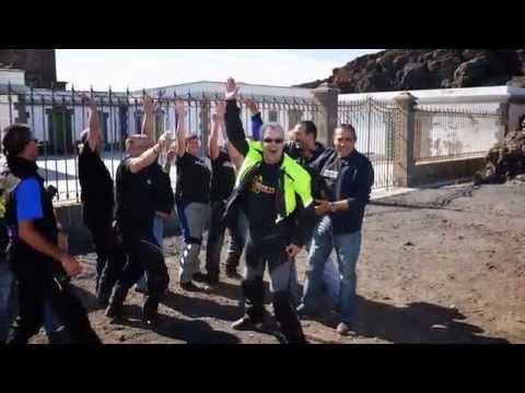Siete días rodando entre Órzola y Orchilla