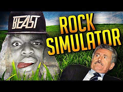 KSI Plays | Rock Simulator