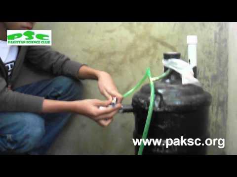 Biogas Plant (Anaerobic Digester) Testing (Urdu) Part 3/3