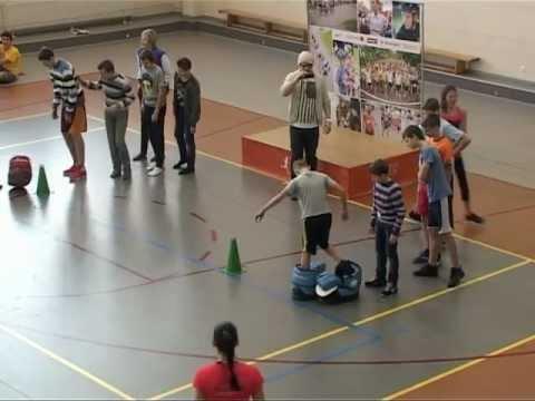 Смотреть видео Вентспилс посетил проект «Nike Riga Run»