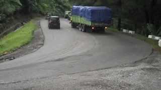 Solok-Padang Traffic
