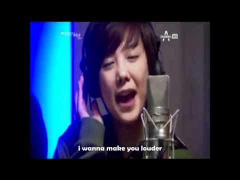 m2 Junior Stand Up! w/lyric (full song)-kpop ultimate audition