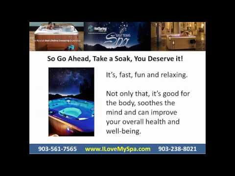 Spa Dealers Lindale, Swim Spas Gilmer, TX 903-561-7565