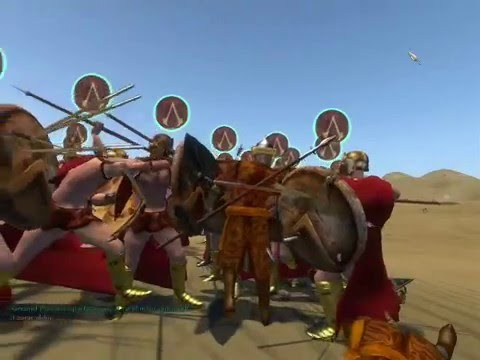M&B Warband 300 Sparta Mod
