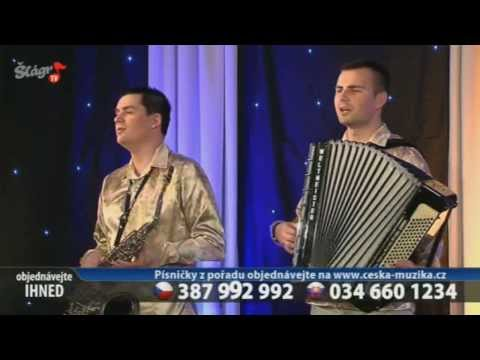 Kortina v Šláger TV (27.2.2014)