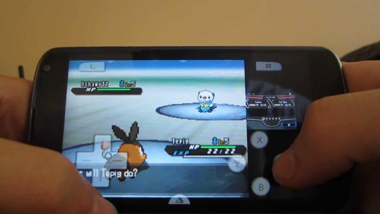 drastic ds pokemon download
