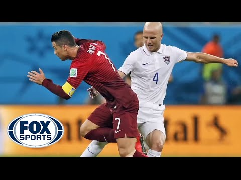 USA ties Portugal 2-2
