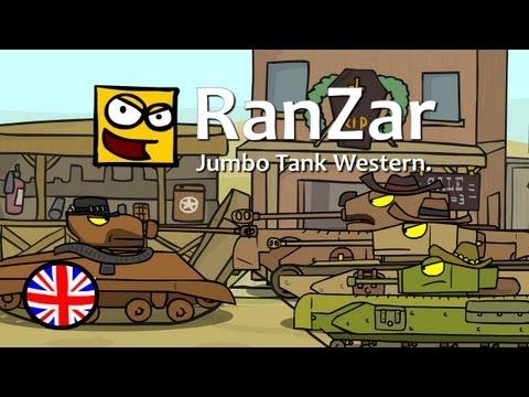 Tanktoon #30 - Jumbo tank western