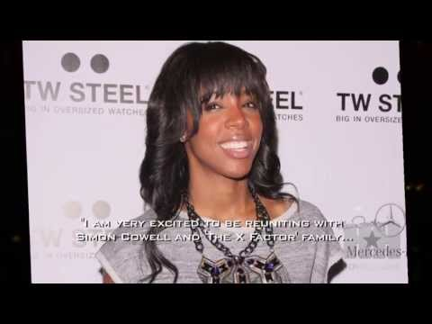 Confirmed: Kelly Rowland Joins The X Factor - HipHollywood.com