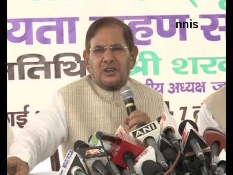 Sharad Yadav Alleges Govt Not Paying Heed To UPSC Issue