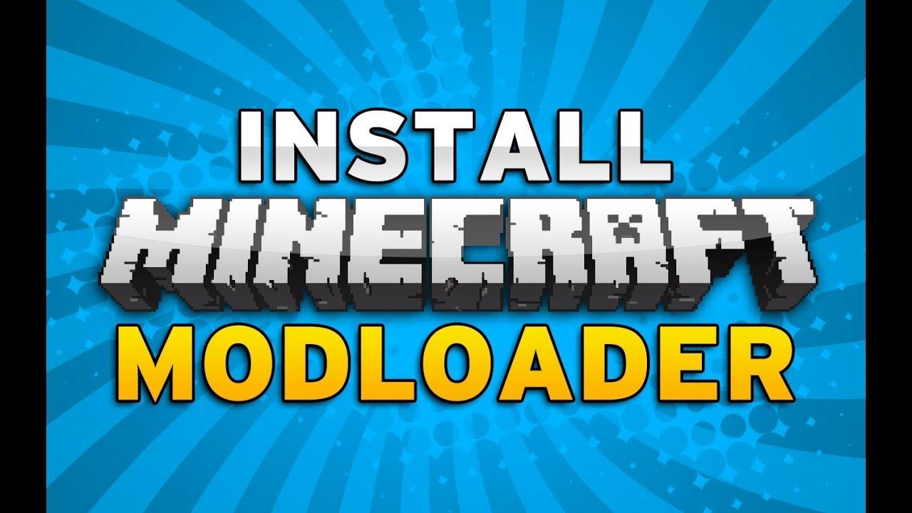 Modloader Minecraft Mac