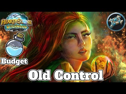 Budget Old Control Priest Witchwood | Hearthstone Guide How To Play