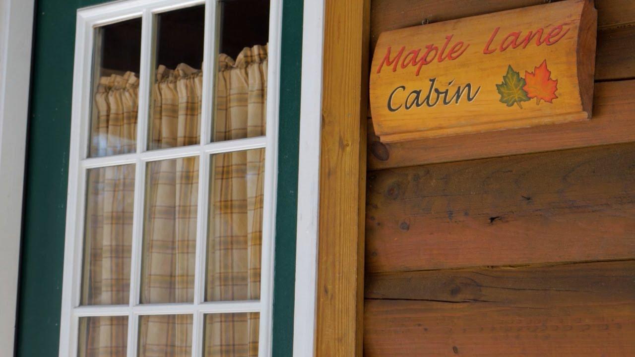 Hocking Hills Destination: Ash Ridge Cabins