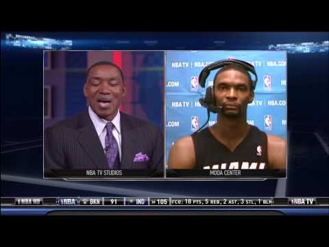 December 28, 2013 - NBATV - Game 30 Miami Heat @ Portland Trailblazers - Win (23-07)(NBA Gametime)