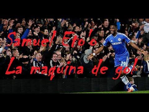 Samuel Eto'o - FC Chelsea -Timber   La maquina de gol   2013/14 HD