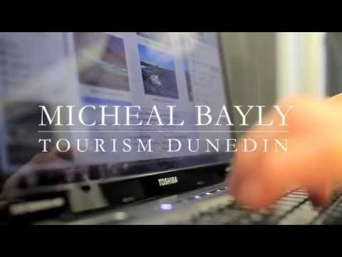 University of Otago Business School - Intern Profile (Micheal - Tourism Dunedin)