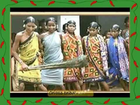 India indigenous tribal  people dance with some folk dances