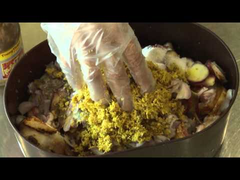 Cách làm món Giả Cầy