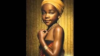 Aos Olhos Do Pai Crianças Negras