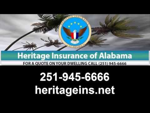 Heritage Insurance of Alabama, Inc. -- Barnwell, Seminole, Lillian, Magnolia Springs