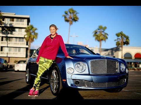 Mulsanne Visionaries - The Future of Performance with Victoria Azarenka