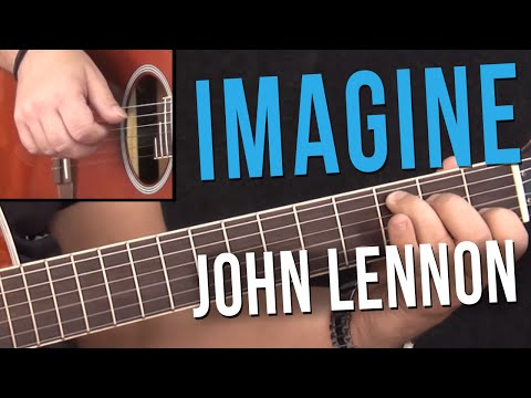 John Lennon - Imagine - Como Tocar no TVCIFRAS