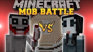 Jeff The Killer Vs. Jane The Killer Minecraft Mob