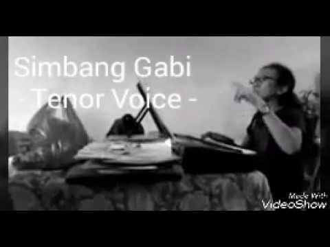 Simbang Gabi Tenor - Immaculate Conception Choir Global Family