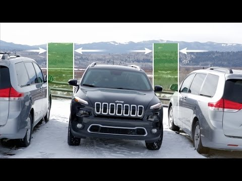 SPONSORED BY JEEP: Jackson Hole SUV Challenge - Technology Challenge