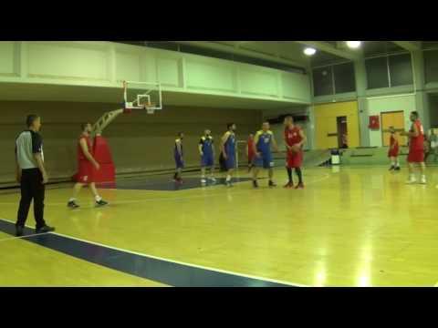ΚΥΠΕΛΛΟ TOP16  Α.Π.ΑΤΛΑΣ - RISKO CAVALIERS vs ARKOUDA 43-58