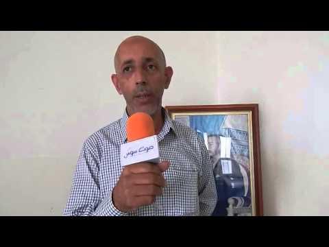 صوت سوس في لقاء خاص مع رئيس جماعة ايت عميرة السيد علي البرهيشي