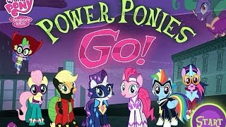 MLP: Power Ponies GO [Hub Flash Game]