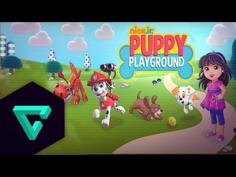 Dora and Friends Cartoon (NEW) - Nick Junior Puppy Playground | English Episodes