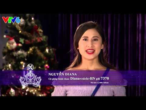 Hoa Khôi Áo Dài Việt Nam 2014 - Liveshow 10 - Tập 65 Ngày 24/12/2014 FULL HD