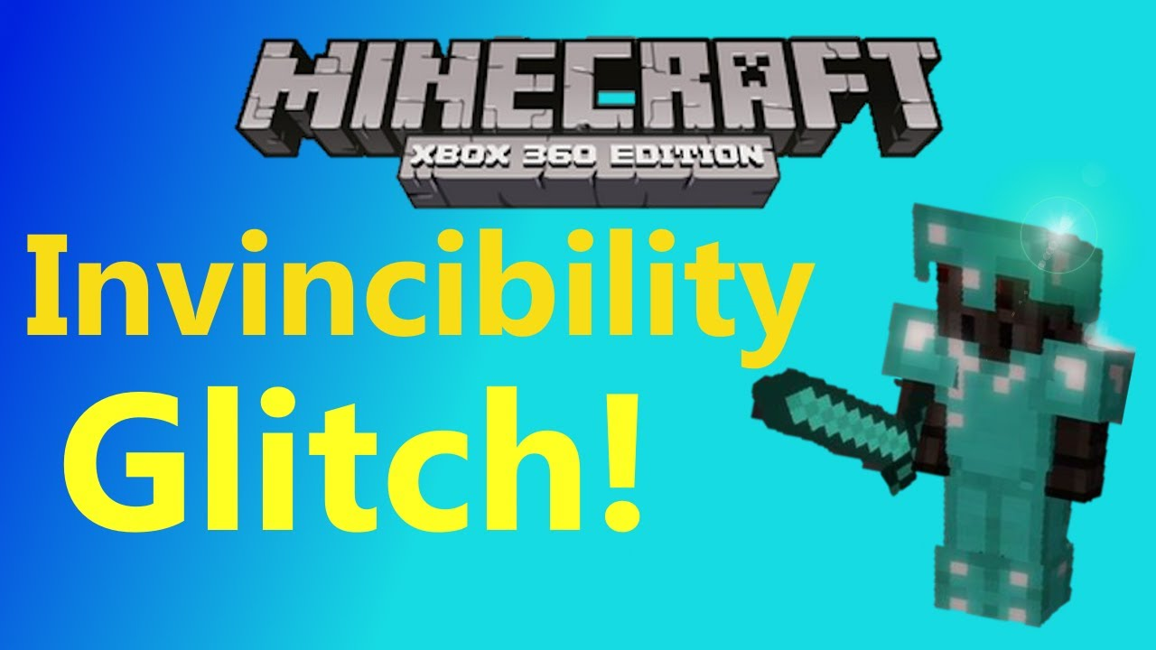 how to become invincible in minecraft