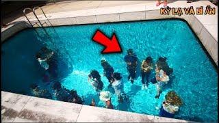 10 hồ bơi kỳ lạ và độc đáo nhất Thế Giới thật không thể tin nổi