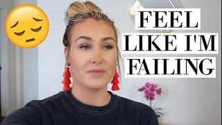 I FEEL LIKE I'M FAILING | DAY IN THE LIFE OF A MOM | Tara Henderson