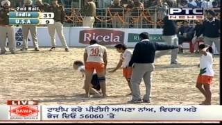 India Vs USA Women's Day 7 Pearls 4th World Cup