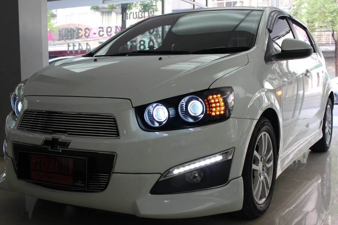 Aftermarket Headlights: Chevy Sonic Aftermarket Headlights