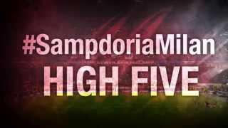 High Five #SampdoriaMilan | AC Milan Official