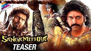 Shruti Haasan's SANGHAMITRA- Characters First Look Teaser..