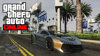 GTA 5 Online How To Put Pearlescent On ANY Paint! (GOLD