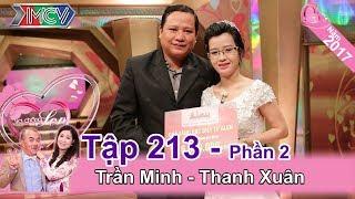 Chồng dùng mọi thủ đoạn 'quánh dập dập' 24/24 để cưới được vợ | Trần Minh - Thanh Xuân | VCS #213 😂