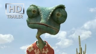 Rango   OFFICIAL trailer US (2011) view on youtube.com tube online.