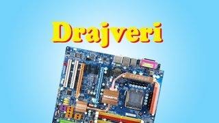 Kako Pronaći I Instalirati Drajvere (driver)