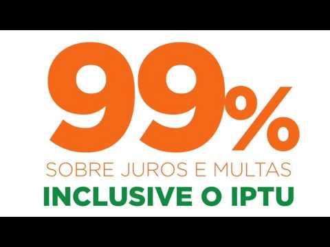 Regularize, 99% de desconto sob multas e juros